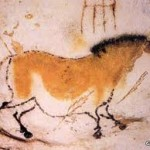 Horse Drawing in Font de Gaume