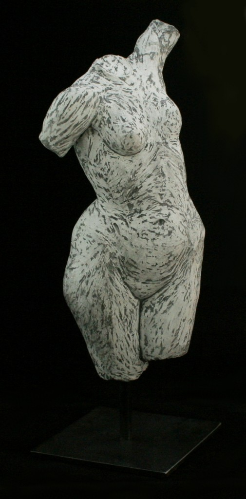 Graphite Female Torso