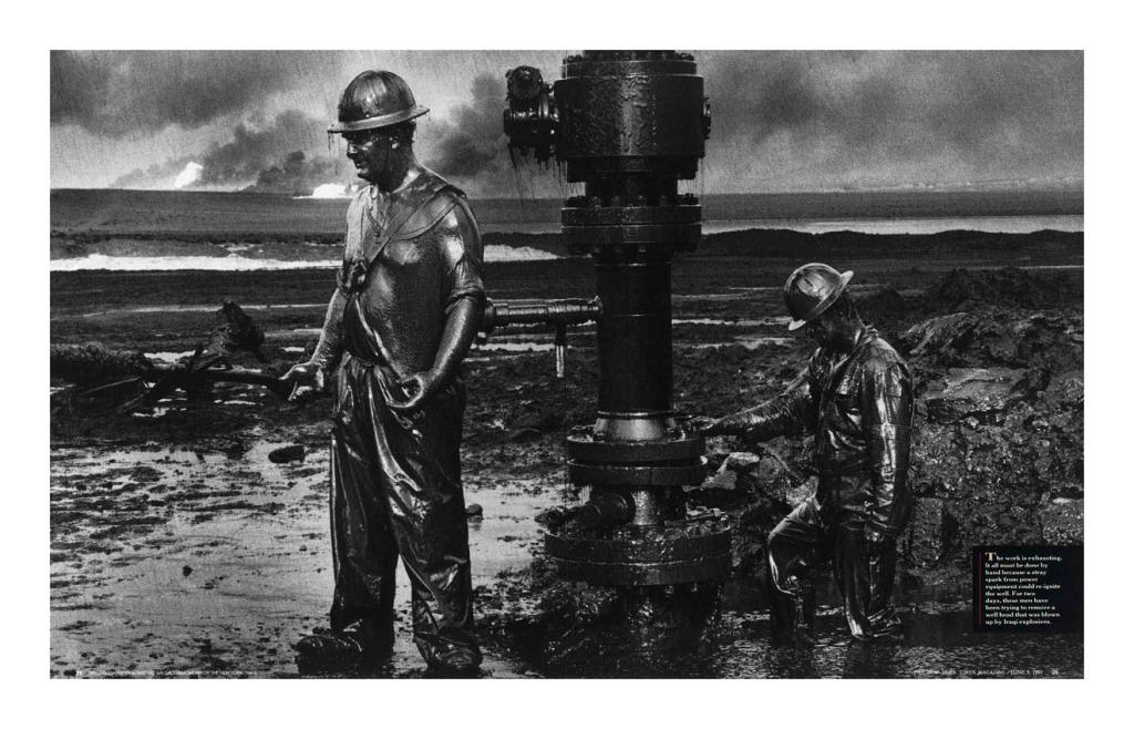 Petrole Kuwait p24-25